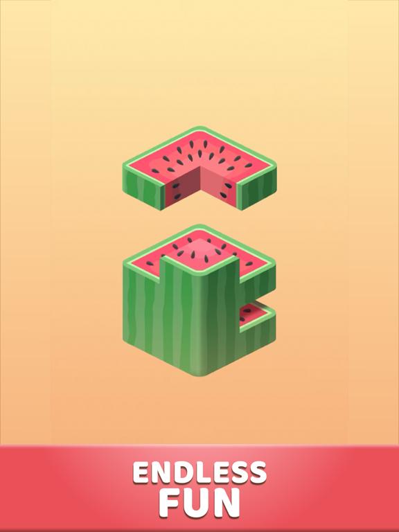 Juicy Stack - 3D Tile Puzzlеのおすすめ画像5