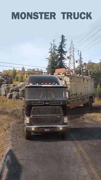 Truck'em All screenshot 1