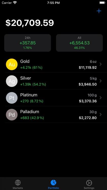 Bullion Pro: Gold & Silver
