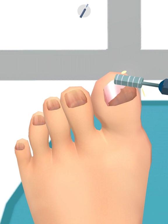 Foot Clinic - ASMR Feet Care screenshot 11