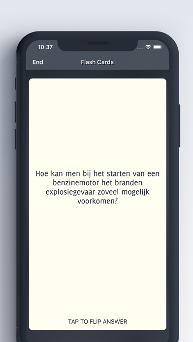 Examen Klein Vaarbewijs 1 & 2 screenshot 6