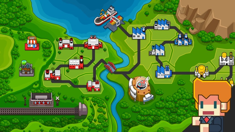 My Factory Tycoon - Idle Game screenshot-3