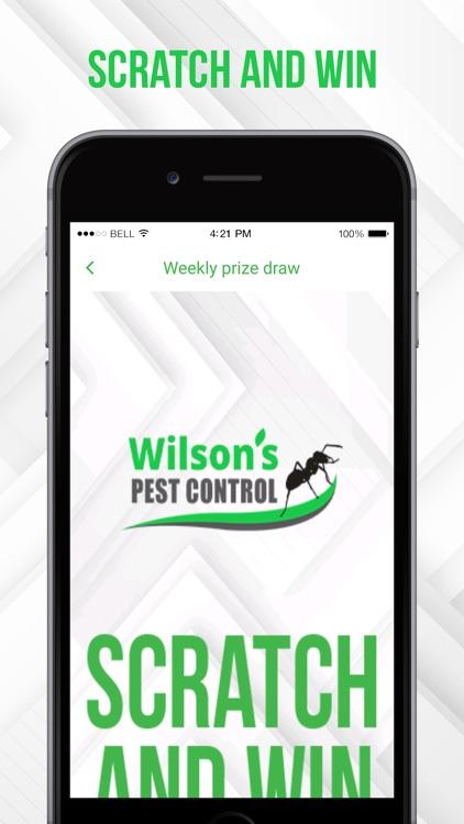 Wilsons Pest Control screenshot-3