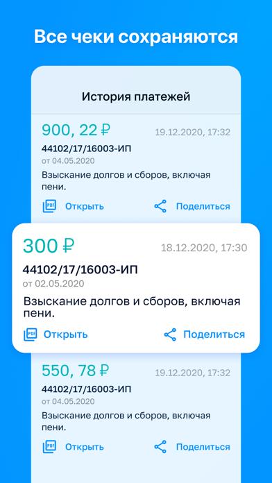 ФССП России: проверка и оплатаСкриншоты 5