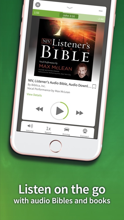 Bible App by Olive Tree screenshot-4