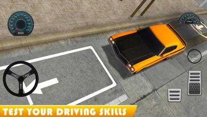 Car Parking 3D - Driving Game Screenshot