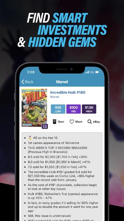 Key Collector Comics App screenshot-3