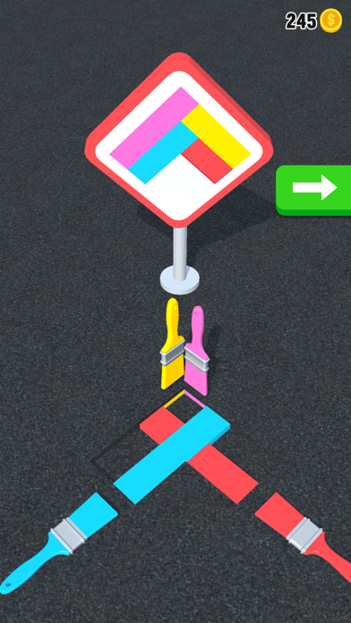 Brush Color 3D screenshot 4