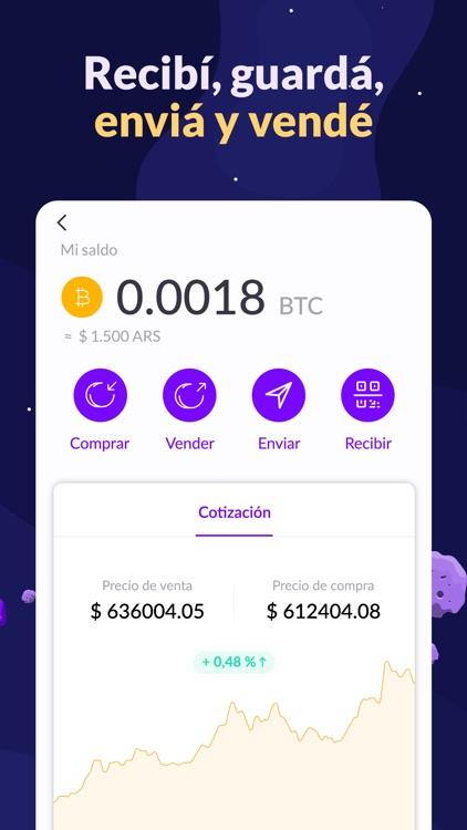 Ripio Bitcoin y Criptomonedas screenshot-4