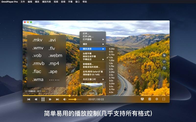 OmniPlayer Pro全能影音播放器