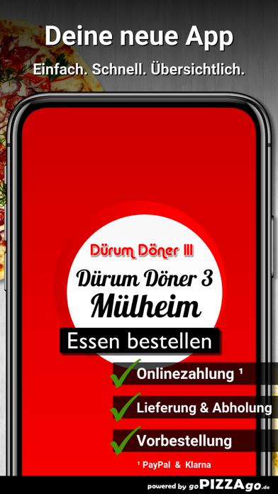 Dürum Döner III Mülheim screenshot 1