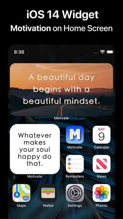 Motivate - Daily Motivation
