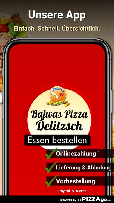 Bajwas Pizza Service Delitzsch screenshot 1