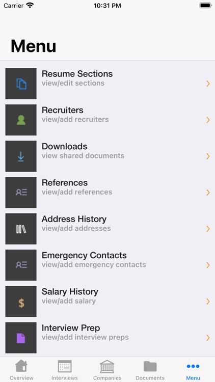 Lavo.ro - Resume Builder screenshot-4