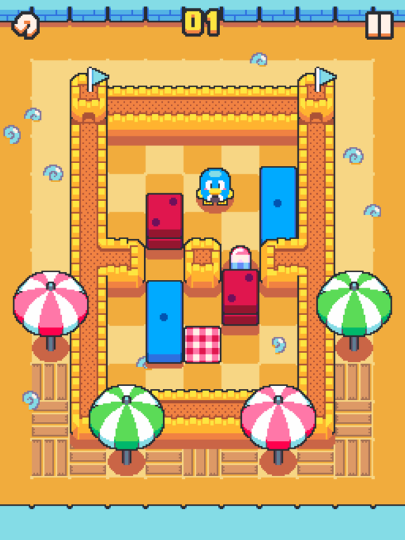 Picnic Penguin screenshot 7