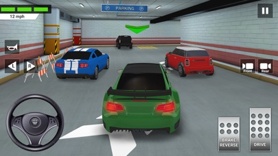 Car Parking Test Simulator 3D free Coins and Power hack
