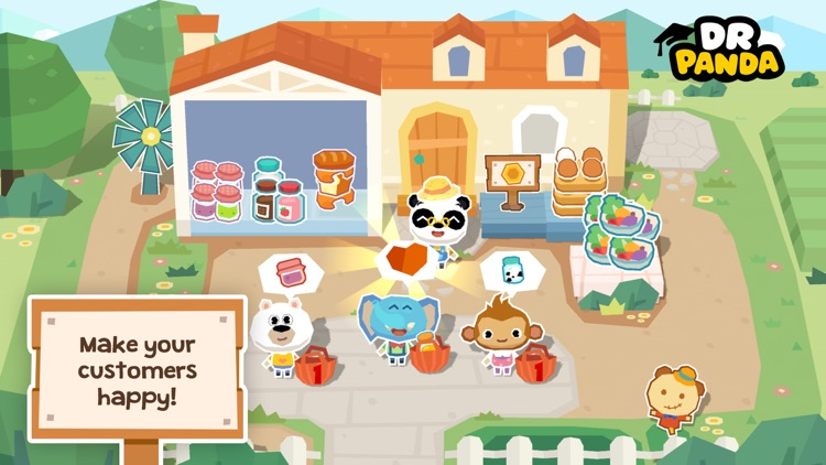 Dr. Panda Farm screenshot-4