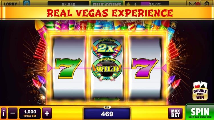 Good Fortune Slots Casino Game screenshot-4