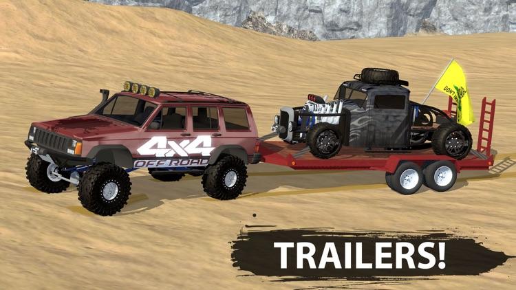 Offroad Outlaws screenshot-8
