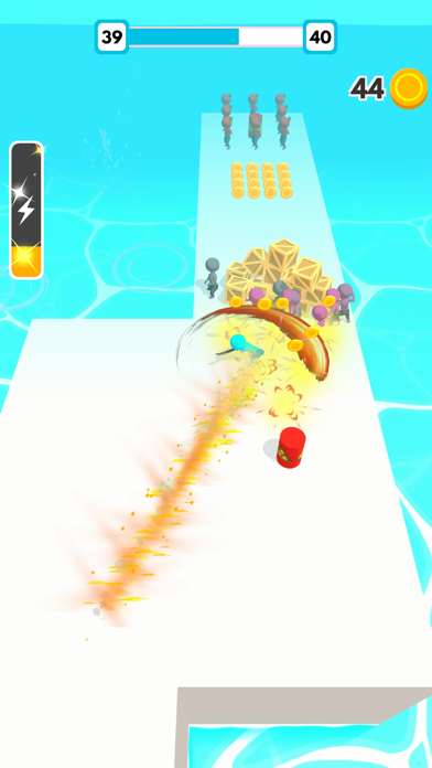 Hero Rush! screenshot 3