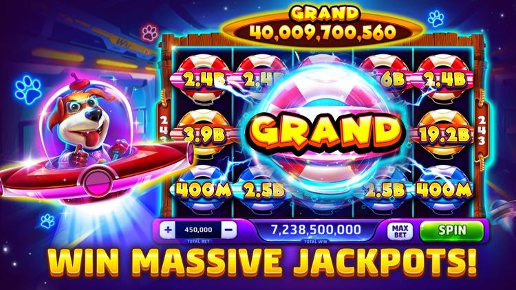Jackpot Crush - Casino Slots screenshot-5
