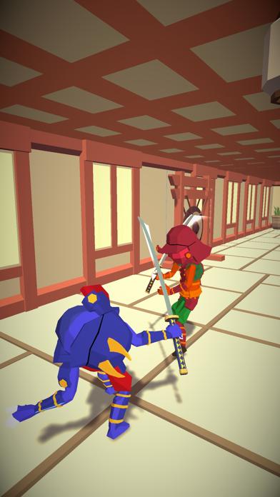 Samurai Standoff 3D screenshot 4