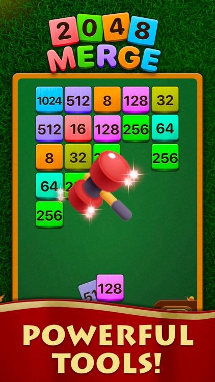 2048 Merger screenshot-3