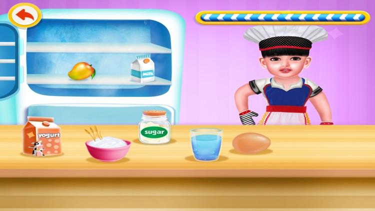 Aadhya Birthday Cake Maker screenshot-5