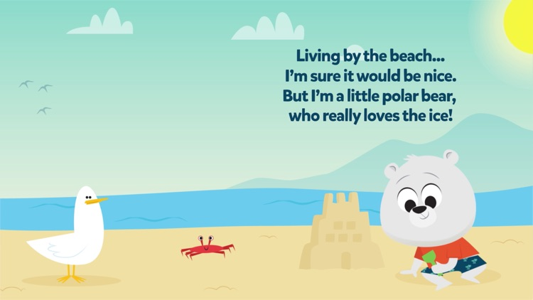 Poog The Polar Bear screenshot-3