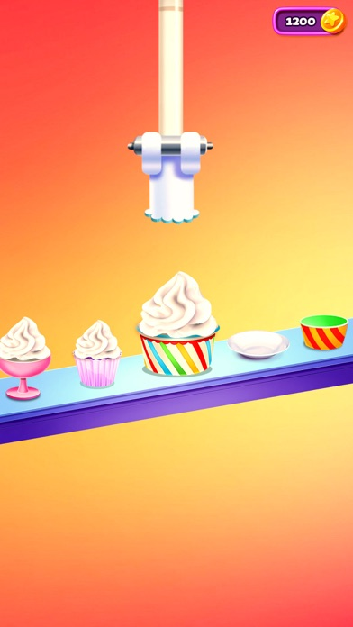 Cream Fever - Cooking Game screenshot 2