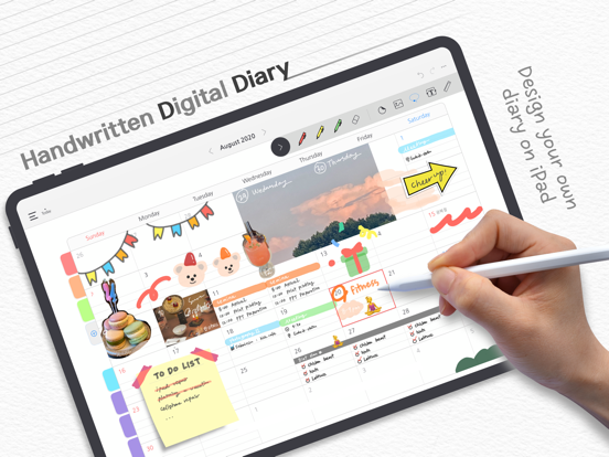DDiary Pro - Handwritten Diary screenshot 11