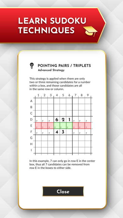 Monopoly Sudoku Screenshot