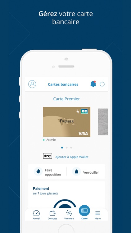 Banque Laydernier pour iPhone screenshot-5