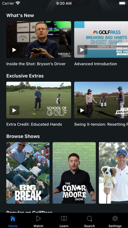 GolfPass screenshot-3