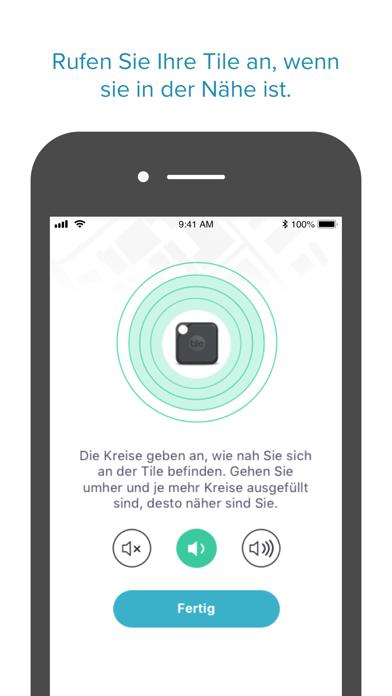 Tile - Find lost keys & phoneScreenshot von 2