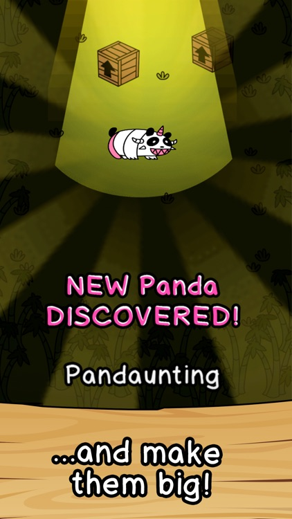 Panda Evolution Merge