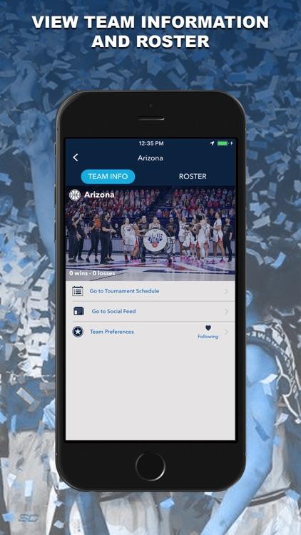 NCAA DI Women's Basketball screenshot-3