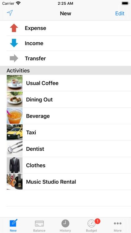 Active Money Pro screenshot-8
