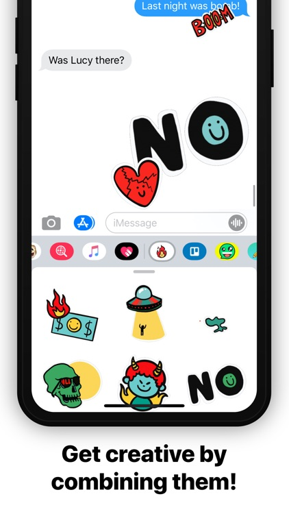 Cool Animated Stickers