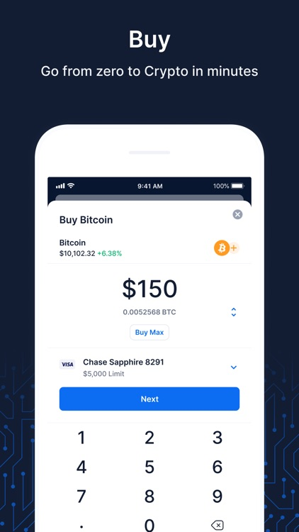 Blockchain Wallet: Buy Bitcoin