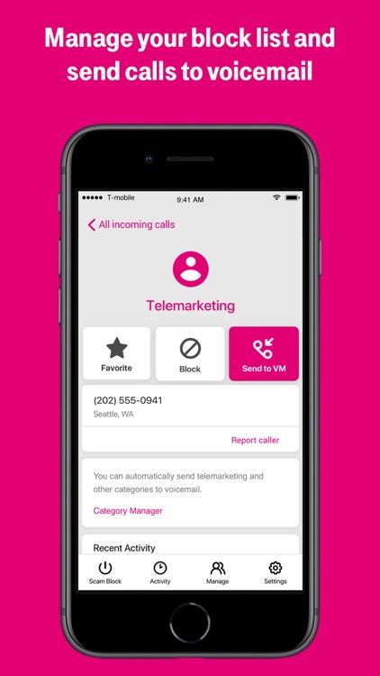 T-Mobile Scam Shield screenshot-3