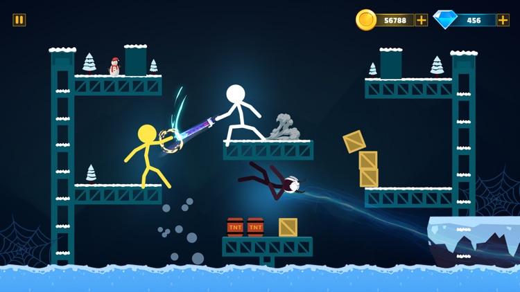 Stickman Duelist Warrior Game