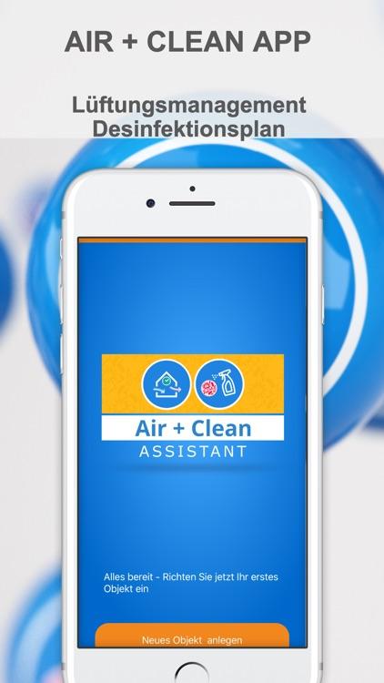 Air + Clean