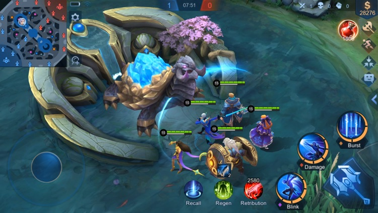 Mobile Legends: Bang Bang screenshot-6
