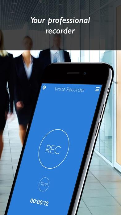 Voice Recorder Pro . Screenshots