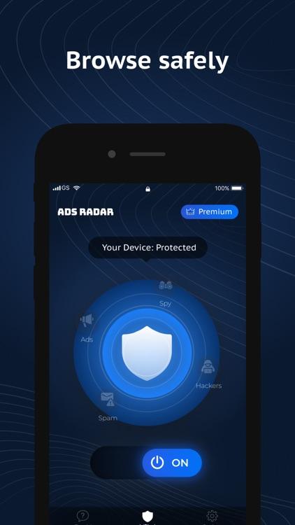 AdsRadar: Adblock Pro screenshot-3