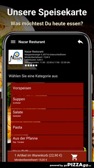 Nazar Unterschleißheim screenshot 4
