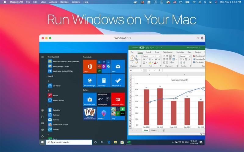 Parallels Desktop Screenshot