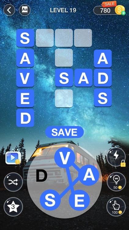 Word Combo - Crossword game screenshot-3
