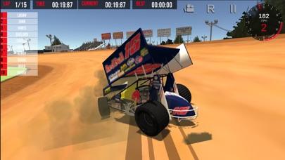 Outlaws - Sprint Car Racing 3のおすすめ画像10